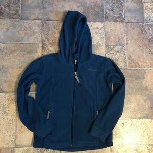 Avalanche boys zip up fleece with hood